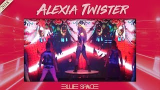 Blue Space Oficial - Alexia Twister  e Ballet - 27.01.18
