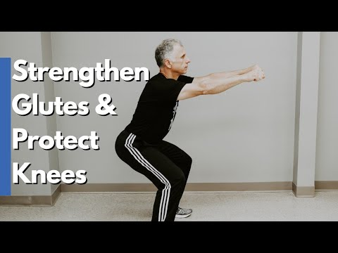 Exercises to Strengthen Glutes & Protect Knees: Must Know This!