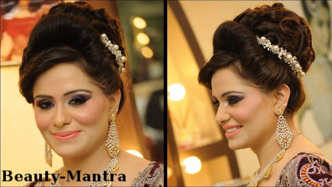 wedding makeup - mauve smokey look - youtube