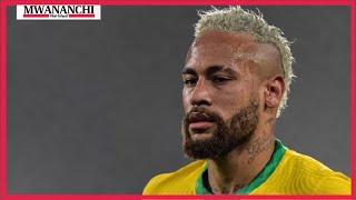 Neymar Kombe la Dunia Mwaka 2022 laweza kuwa mchuano wake wa mwisho