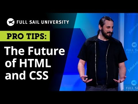 Is There a Future for Simple HTML and CSS Development? | Full Sail University