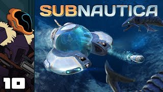 Let's Play Subnautica [Full Release] - PC Gameplay Part 10 - Super Mapping Spree
