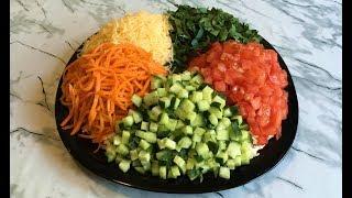 "Необыкновенный Салат ""Кучки"" Беспроигрышный Вариант на Праздник!!! / Салат Ассорти / Assorted Salad"
