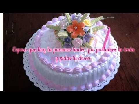 Cumpleaños feliz para mi esposo