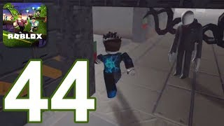 ROBLOX - Gameplay Walkthrough Part 44 - Survive and Kill The Killers in Area 51 (iOS, Android)