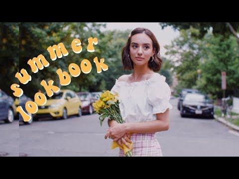 SUMMER LOOKBOOK 2019 | NEW YORK