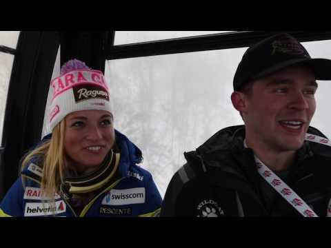 Gondola And Chill - The Lara Gut Interview