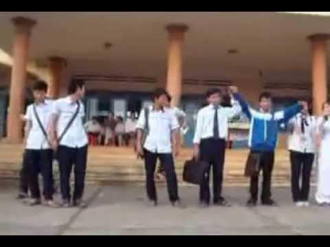 Tiểu Phẩm: Chống Bạo Lực Học Đường - 12a6 - 2010-2011 - Thpt Cưmgar