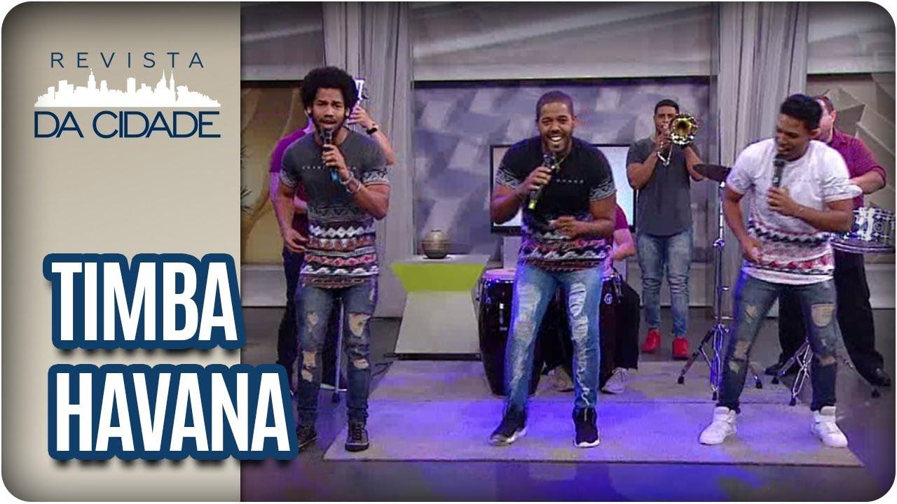 Timba Havana Música Cubana Revista Da Cidade 28 09 2017 Youtube