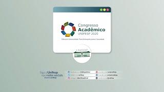 Congresso Acadêmico Unifesp 2020|Unifesp - Universidade Federal de São Paulo
