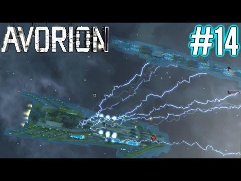 Avorion   M.A.D Lab Boss Battle!   Part 14   Avorion Gameplay