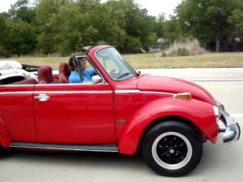 vw beetle convertible youtube