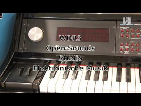 WDR3 Studio Elektronische Musik: Das Synclavier