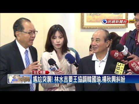 坦承日前見妙天 王金平:沒談選舉-民視新聞