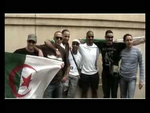 Soprano Feat Zginga Algerian RAP in FRANCE Arabs