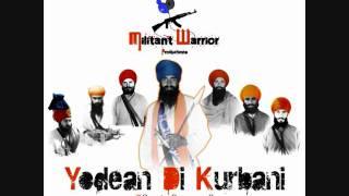 13 Shaheed Sant Baba Jarnail Singh Ji Khalsa Bhindranwale Speech - Militant Warrior