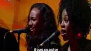 Charlotte Church theme tune show 4 series 2