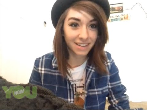 Christina Grimmie - YouNow 03.02.2015