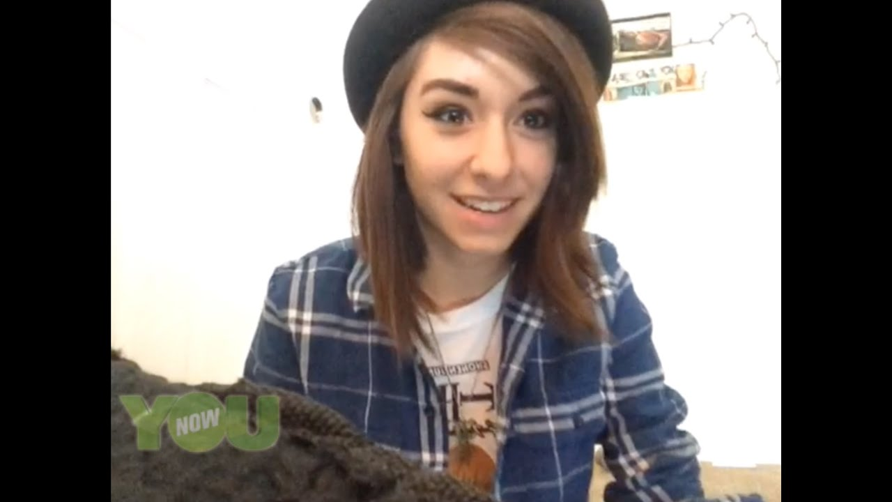 Christina Grimmie - YouNow 03.02.2015 - YouTube