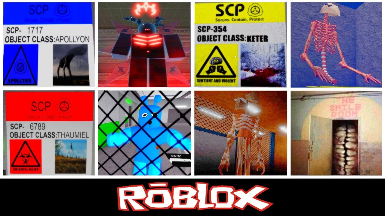 Scp Siren Head And More By 1235pacnin44 Roblox Youtube What is thaumiel class scp? scp siren head and more by