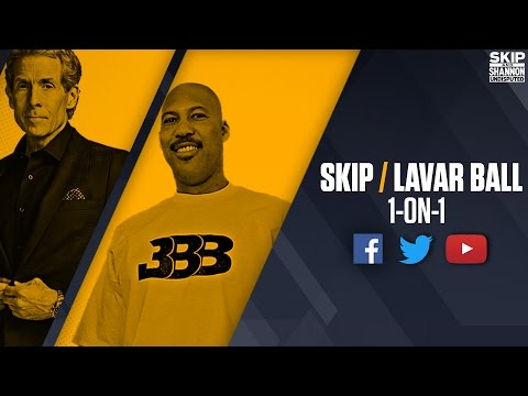 Skip Bayless interviews LaVar Ball (Streamed Live on 5/8/17) | UNDISPUTED