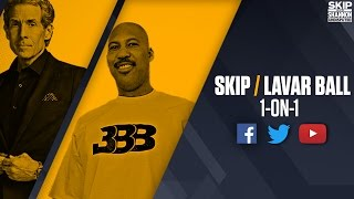 Skip Bayless interviews LaVar Ball (Streamed Live on 5/8/17) | UNDISPUTED thumbnail