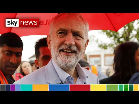 General Election: Labour's Jeremy Corbyn kicks off campaign
