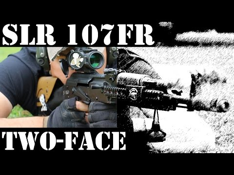 Arsenal SLR107 2000rds Later; Two-Face!
