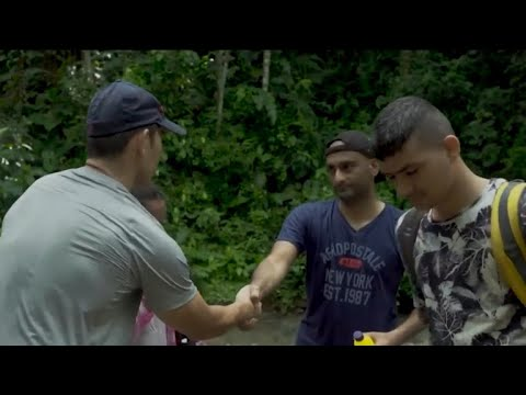 Migrants from Central America share their stories with Adam Yamaguchi