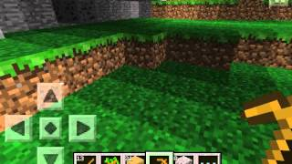 Mine craft pe let's play episode 1 multiplayer??