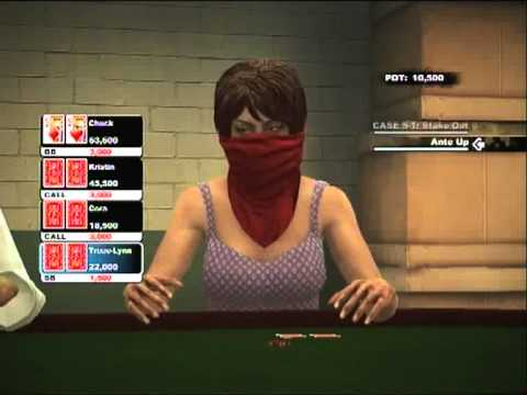 Dead Rising 2 - Ante Up - Epic Game -Strip  Poker
