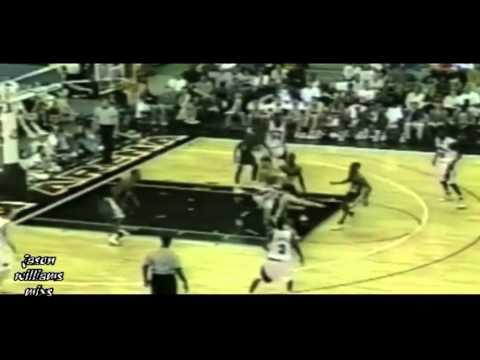 Jason Williams College/MixTape 1998 NBA Draft Pick 7