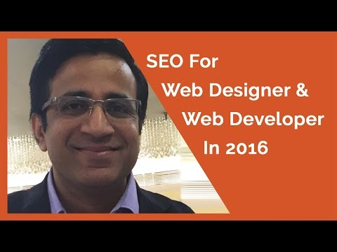 SEO for Web Designer and Web Developer in 2016