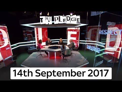 The Pledge | 14th September 2017