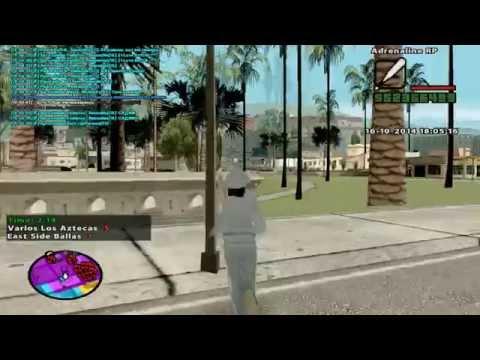 Capture | Aztecas vs Ballas | - Популярные видеоролики!