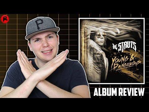 THE STRUTS - YOUNG & DANGEROUS | ALBUM REVIEW Mp3