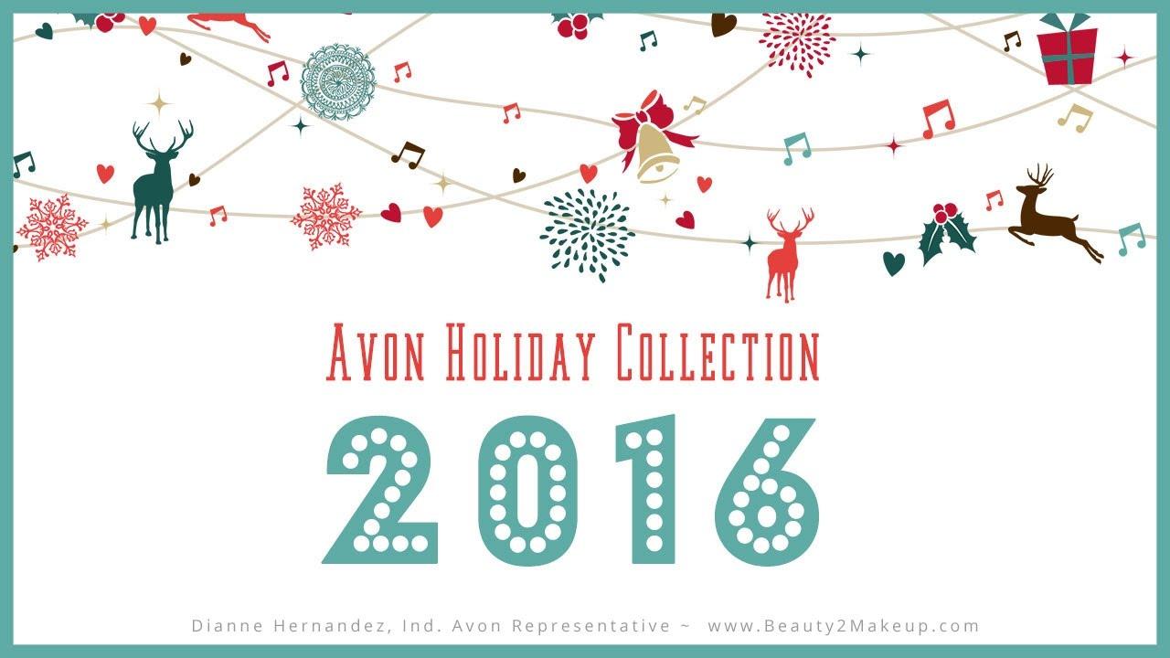 Avon Holiday Christmas 2016 - YouTube