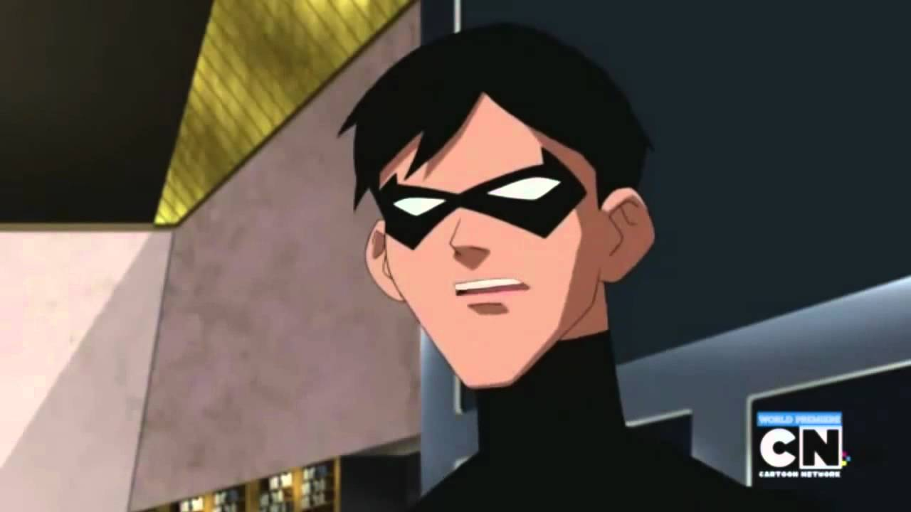 Young Justice Abridged Message: Our Robin is TIM DRAKE ...