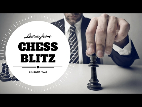 Back to 2700+ | Learn from chess blitz #2 on lichess.org
