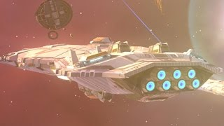 Homeworld 2 Remastered - 1vs1 Multiplayer Gameplay