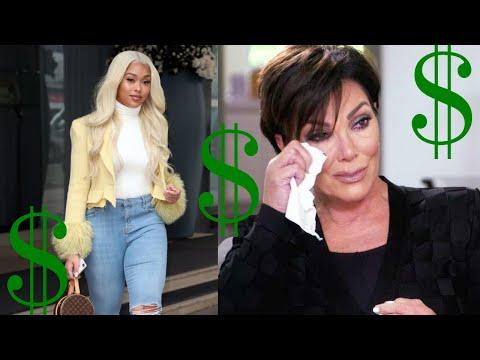 Jordyn Woods getting MAJOR deals -- learned from the best: Kris Jenner