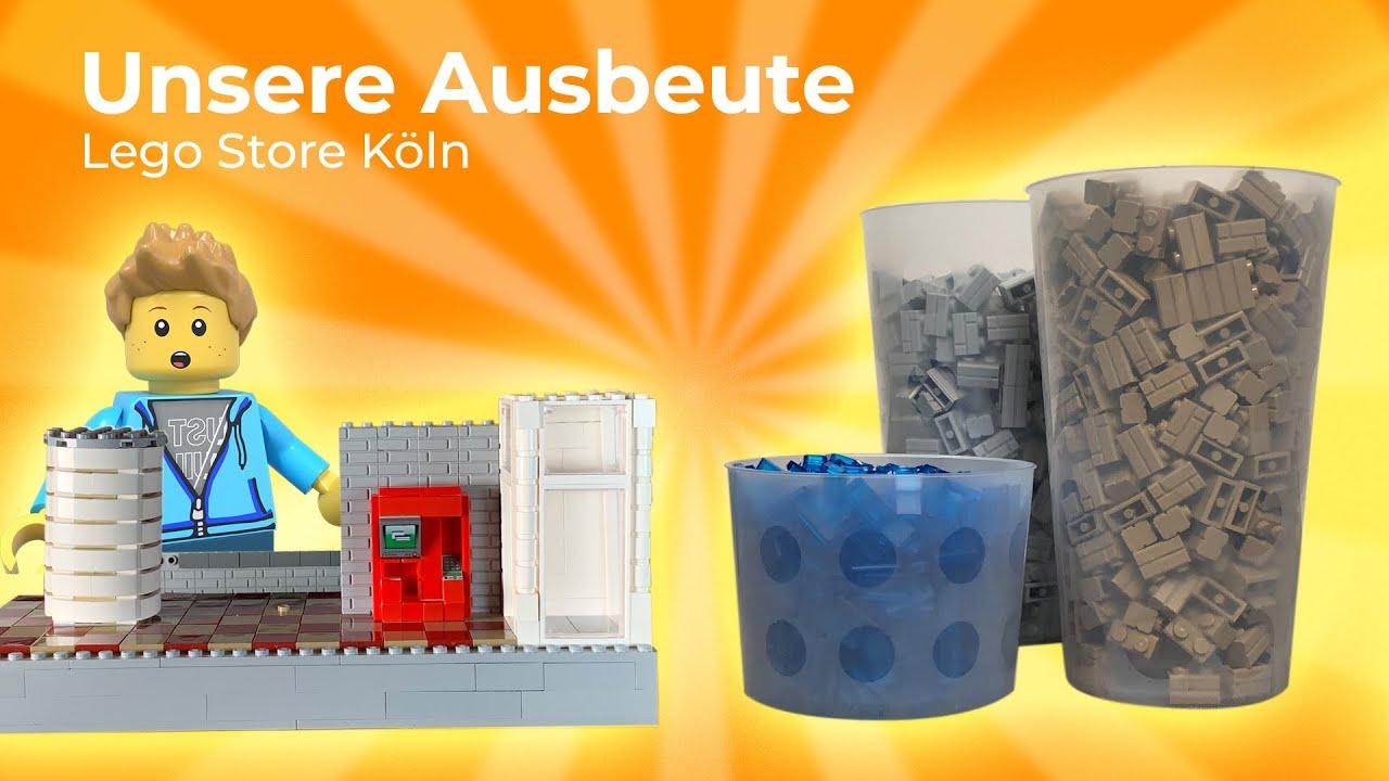 Lego-Stadt (Teil 32) Neue coole Steine aus dem Lego Store! – U-Bahn Teil 1