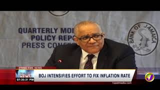 BOJ Intensifies Effort to Fix Inflation Rate (Business Day) FEB 21 2019