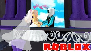 I Got Married To A Monster... Royale High Roblox Roleplay