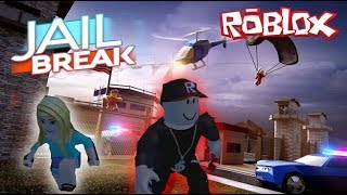 WE ESCAPE FROM PRISON AND INVADES THE TRAIN-ROBLOX JAILBREAK