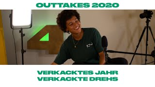 Outtakes 2020 – Verkacktes Jahr, verkackte Drehs
