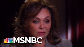 Exclusive: Russian Lawyer That Met Donald Trump Jr. Linked To Kremlin | The Last Word | MSNBC