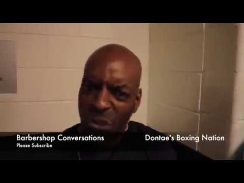 """REFEREE STEVE WILLIS: """"STOP LOOKING AT ME AND WATCH THE FIGHT"""" PLUS THURMAN-PORTER & GOLOVKIN"""