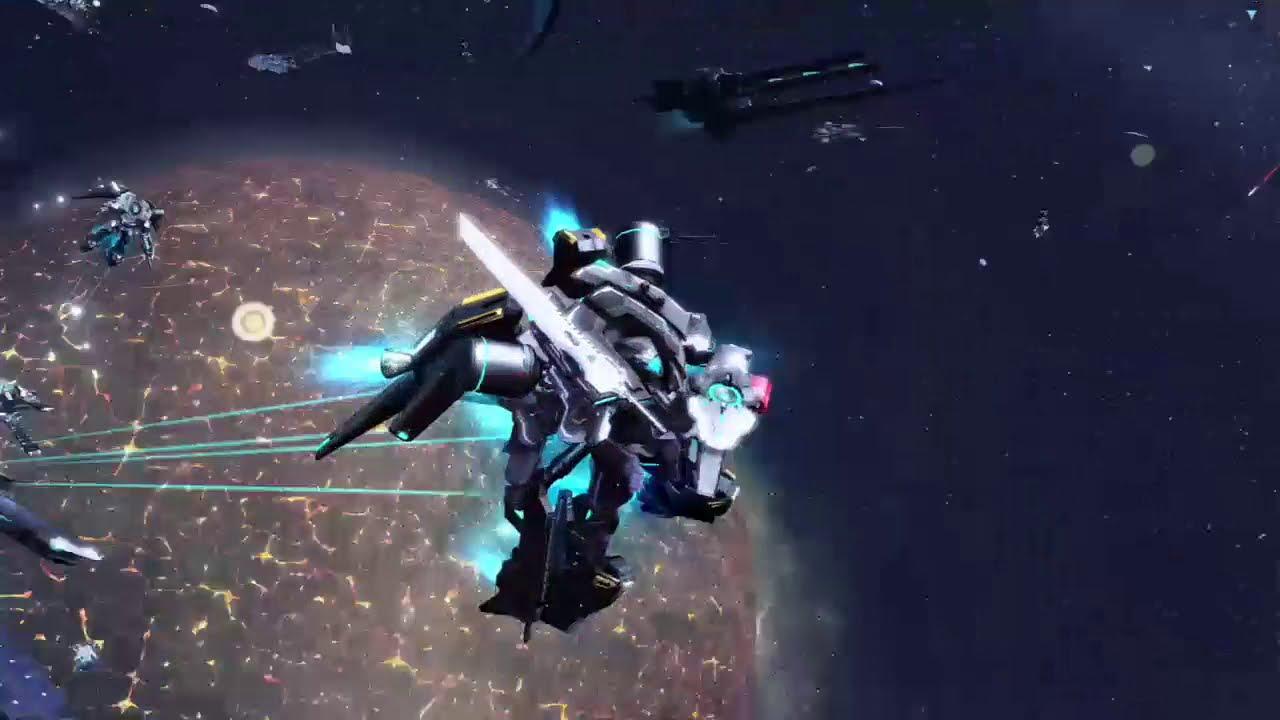 PSO2 Gundam