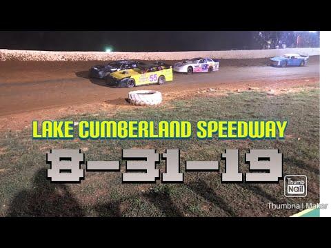 8-31-19 lake Cumberland speedway